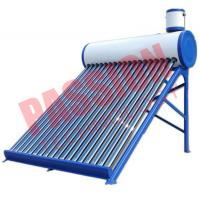 Buy cheap Balcony Wall Mounted Solar Water Heater Copper Coil , Instant Solar Water Heater 200L from wholesalers