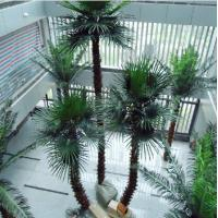 Buy cheap Indoor Fake Preserved Palm Tree from wholesalers