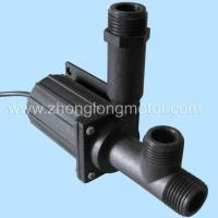Buy cheap 38 -09 brushless DC water circulation pump from wholesalers