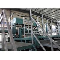 Buy cheap Vacuum Forming Paper Pulp Moulding Machine , Paper Products Manufacturing Machines from wholesalers