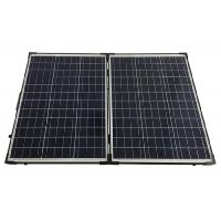 Buy cheap Polycrystalline Silicon Folding Solar Panels 160W With Heavy Duty Padded Carry Bag from wholesalers