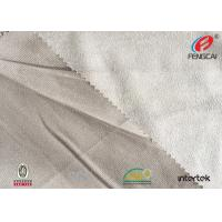 Buy cheap Soft Handfeel Microfiber Brushed Suede Fabric , Microsuede Upholstery Fabric from wholesalers
