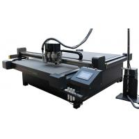 Buy cheap Display Acrylic Sheet Composite Cutting Machine , Packaging Foam Cutting Machine from wholesalers