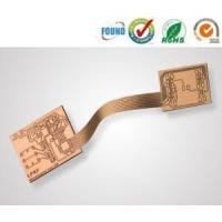 Buy cheap Electrical Immersion Gold Rigid Flex PCB Board and rigid flex circuits from wholesalers