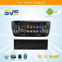 Buy cheap Android 4.4 car dvd player with GPS for FIAT DOBLO with 6.1 inch touch screen double din from wholesalers