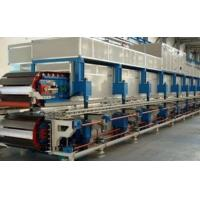 Buy cheap 2 - 6m / Min Linear Speed EPS Sandwich Panel Machine With Touch Screen from wholesalers