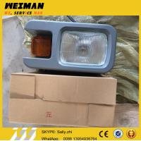 Buy cheap SDLG orginal left front head lamp,  4130000542 , SDLG spare parts  for SDLG wheel loader LG956L from wholesalers