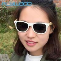 China New products 2016 Wholesale sunglasses with your logo Sunglasses bamboo sunglasses frames on sale