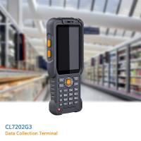 Buy cheap High Resolution PDA Barcode Scanner With NFC GPS Camera Bluetooth Wifi 4g 3g GPRS from wholesalers