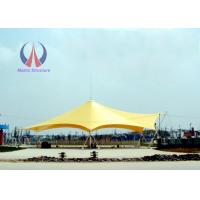 Buy cheap Light Steel Tube Support Tension Fabric Buildings For Tensile Structure Systems product