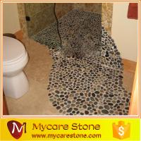 Buy cheap Bathroom Cobble & Pebble stone tiles for home decoration from wholesalers