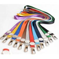Buy cheap Cheap custom badge holder lanyard from wholesalers