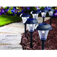 Buy cheap Wireless Garden Solar LED Lights ABS Material Auto Identify Day And Night from wholesalers