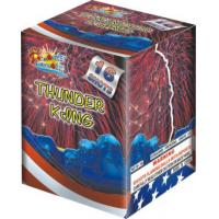 Buy cheap 16 Shots Thunder King Fireworks Cake (W218-16) from wholesalers