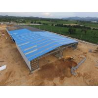 Buy cheap pre engineering warehouse factory building construction company from wholesalers