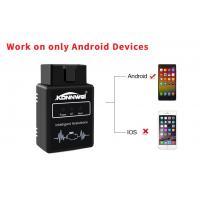 Buy cheap Bluetooth Automotive Fault Code Reader Konnwei KW912 Obd2 Elm327 Test Fuel Trim product