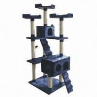 Buy cheap Cat Trees/Furniture/Scratcher/Toy/House/Post/Climber from wholesalers