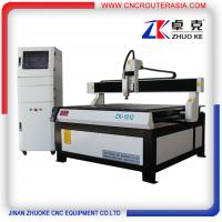 Buy cheap Servo system air cooling spindle Advertising Wood Carving Machine ZK-1212-3.5KW product