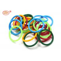 Buy cheap Universal Coloured FKM O Rings Sealing , Heat Resistant O Ring AS568 from wholesalers