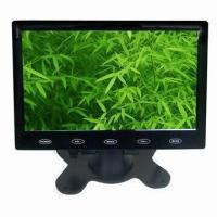 Buy cheap 7-inch Ultra-thin TFT LCD TV/Monitor with Analog/Digital Panel/Comfortable Touch Button Operation from wholesalers