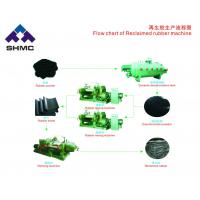 Buy cheap Reclaimed rubber machine from wholesalers
