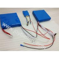 Buy cheap 24V6Ah rechargeable lithium battery pack for solar storage equipement,electric skateboards from wholesalers
