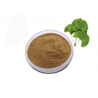 Buy cheap Food Grade Nutritional Brown Ginkgo Biloba Leaf Extract Powder from wholesalers