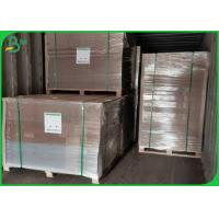 Buy cheap 1.0 1.5mm Thickness Laminated Grey Paperboard For Photo Frame from wholesalers