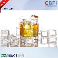 Buy cheap Professional Ice Cube Machine / Commercial Ice Maker 22*22*22mm from wholesalers