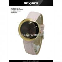 Buy cheap 2012 New Vogue Watch Girl Quartz Watches Japan Movt Ladies Watches D010 from wholesalers