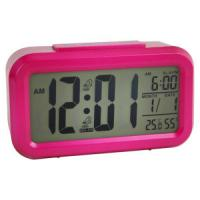 Buy cheap Mute Electronic Clock, Fashion LED Alarm Clock from wholesalers
