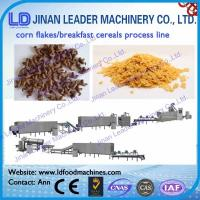 Buy cheap Breakfast Cereals processing Line Breakfast Cereals processing plant from wholesalers
