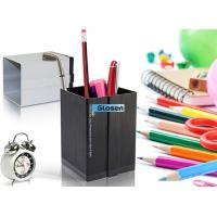 Buy cheap Rust - Proof Personalized Pen Holder / Design Pen Case For Business from wholesalers