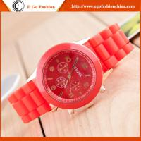 Buy cheap Geneva Silicone Watch Silicon Watches Unisex Watch Jelly Watch Kids Watch Boys Girls Watch from wholesalers
