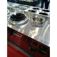 Buy cheap 12000W 380V Freestanding Induction Hob from wholesalers