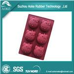Buy cheap Silicone Soap Mold,Silicone Ice Cube Tray,Silicone fondant mold,silicon Mold cake tools,Mold Decorating Bakeware from wholesalers