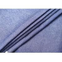 Buy cheap Thick Denim Jacket Fabric Ordinary Textiles 385 Grams 100% Cotton Wear Resistant from wholesalers