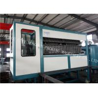 Buy cheap 30 Egg Tray Forming Machine , Paper Pulp Moulding Machine Touch Screen product