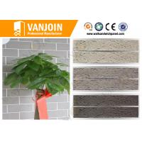 Buy cheap Anti Crack Breathable Internal Wall soft stone tiles For Office Walls from wholesalers