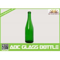 Buy cheap New design bottle of red wine green glass wine bottle 750ml with high quality product