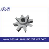 Buy cheap OEM Open Impeller Aluminum Alloy Gravity / Die Casting process Water Pump Impeller from wholesalers