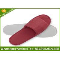Buy cheap hotel slipper,waffle slippers manufacturer,waffle slipper with logo from wholesalers