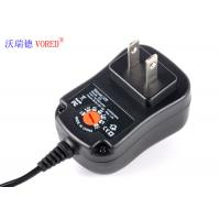 Buy cheap RoHS Approval Multiple Output Power Supply , 6 DC Jack Multi Voltage DC Adapter from wholesalers