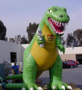China Vivid Inflatable Advertising Cartoon/Replica on sale