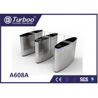 Buy cheap High Standard Security Systems sliding speed lane for Smart Office turnstile from wholesalers