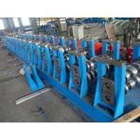 Buy cheap Auto Highway Guardrail Roll Forming Machine 2.5 - 3.5 Mm Material Thickness from wholesalers