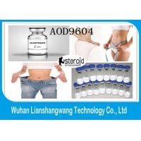 Buy cheap Safe Medical AOD 9604 HGH Fragment 177 191 Fat Burning Peptides Bodybuilding from wholesalers