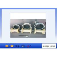 Buy cheap Underground Cable Installation Tools Bell Mouth Roller Diameter 150mm from wholesalers