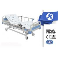 Buy cheap Economic Bariatric Electric Hospital Bed With Aluminum Alloy Side Rail from wholesalers