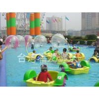 Buy cheap 2012 Aqua Paddle Boat with Competitive Price/Kids Hand Boat from wholesalers